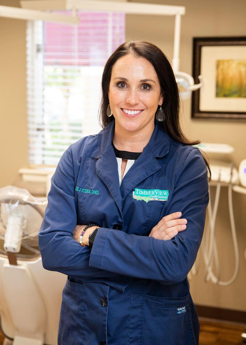 Midwest City Family Dentist - Dr. Julie Storm