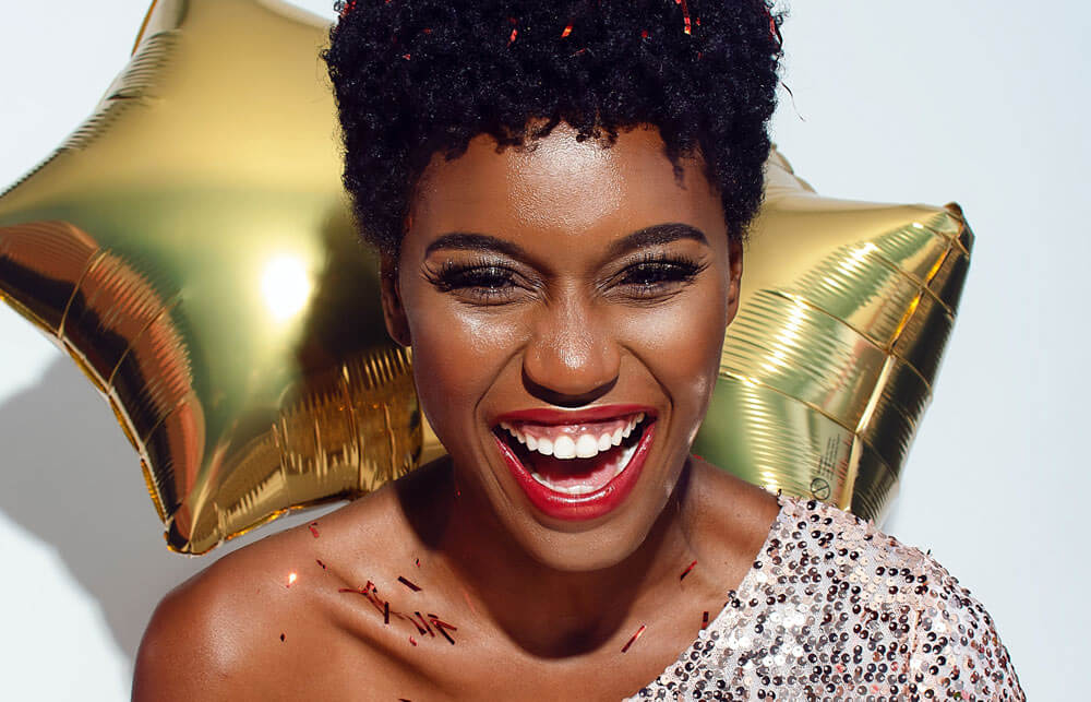 Whiter teeth for your next big event